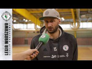 Raport z treningu: Przed meczem ze Śląskiem Wrocław