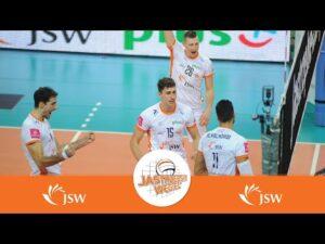 Read more about the article Jastrzębski Węgiel wraca do gry w PlusLidze w dobrym stylu. Trefl pokonany do zera!