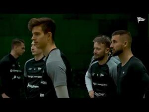 Trening siłowy piłkarzy Lechii Gdańsk | #LechiaTrenuje