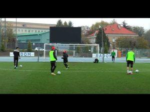 Radomiak przygotowuje się do kolejnych meczów w Fortuna 1 Lidze