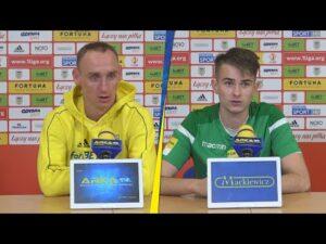 Arka Gdynia – GKS Bełchatów 1-2: Wywiady