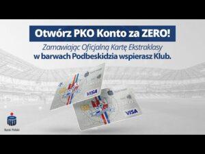 #GrajmyRazem: Hattrick korzyści z PKO Kontem za Zero!