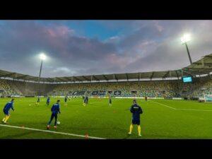 Arka Gdynia – GKS Bełchatów 1-2: Kulisy meczu