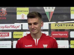 Raport przed meczem Górnik Łęczna – GKS Tychy