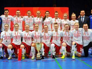 Ekstraliga Futsalu AZS UJ Kraków – Rolnik Głogówek