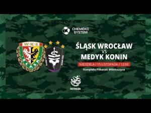 11. kolejka Ekstraligi | Śląsk Wrocław – Medyk Konin