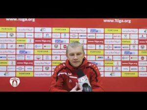 Piotr Plewnia po porażce w Niepołomicach | PUSZCZA TV