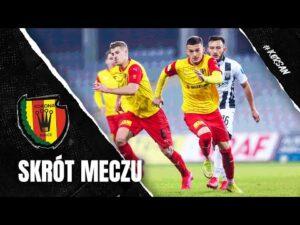 Skrót meczu Korona Kielce – Sandecja Nowy Sącz 1:0 (14.11.2020)