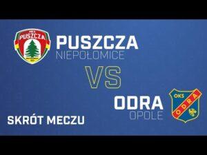 [Skrót meczu] Puszcza Niepołomice – Odra Opole 1-0| PUSZCZA TV