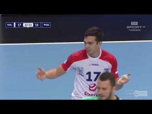 Skrót meczu 9. serii PGNiG Superligi Energa MKS Kalisz – Sandra SPA Pogoń Szczecin