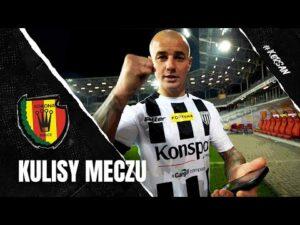 Kulisy meczu Korona Kielce – Sandecja Nowy Sącz 1:0 (14.11.2020)