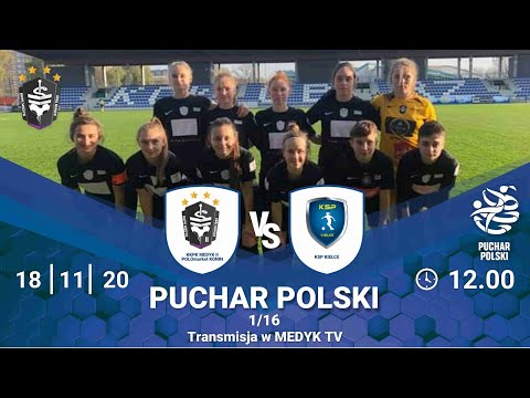 1/16 Pucharu Polski Medyk II Konin – KSP Kielce