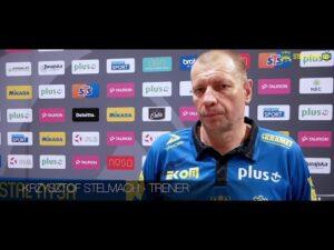 Krzysztof Stelmach i Michał Filip po meczu z #CerradEneaCzarniRadom | #STALNYSA
