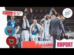 Raport po meczu | Polski Cukier Toruń – PGE Spójnia Stargard