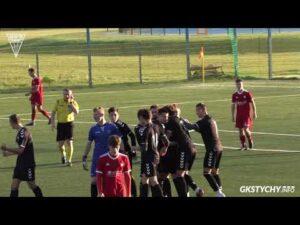 Baraż o CLJ U-17: Skrót meczu GKS Tychy – FC Wrocław Academy 2:0