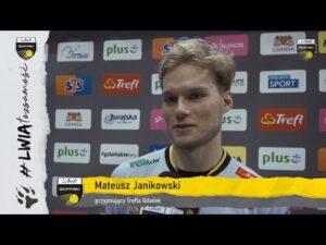 Wypowiedzi #gdańskichlwów po meczu z PGE Skrą Bełchatów | Trefl Gdańsk
