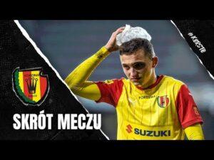 Skrót meczu Korona Kielce – Stomil Olsztyn 1:3 (18.11.2020)