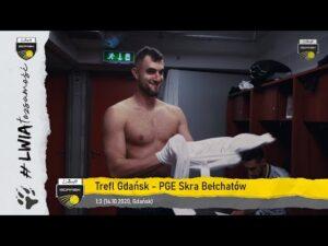 Waleczność i ambicja, czyli #gdańskielwy w starciu z PGE Skrą Bełchatów | Trefl Gdańsk