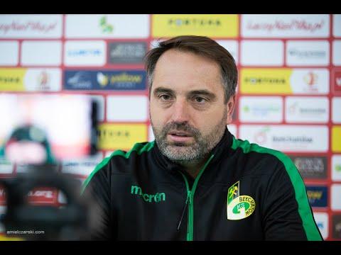 Konferencja prasowa po meczu GKS Bełchatów – Korona Kielce 0:1