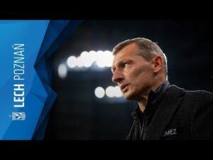KONFERENCJA prasowa trenera DARIUSZA ŻURAWIA po meczu LECH Poznań – RAKÓW Częstochowa