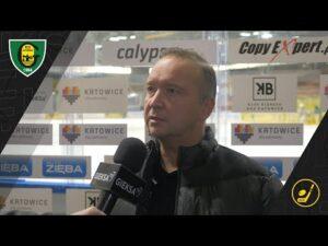 Andriej Parfionow nowym trenerem hokejowej GieKSy (22 11 2020)