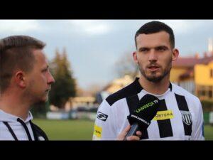 2020-11-22 Sandecja – Radomiak 1-1 (1-1), Tomasz Boczek