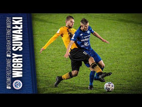 Bramki | Wigry Suwałki 1:2 (1:1) GKS Katowice