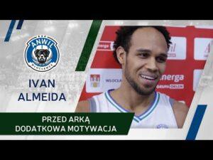 Ivan Almeida: Przed Arką dodatkowa motywacja