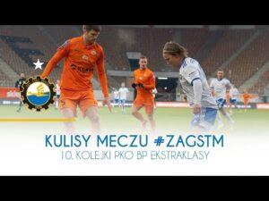 Read more about the article TV Stal: Kulisy meczu #ZAGSTM 10. kolejki PKO BP Ekstraklasy