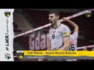 #gdańskielwy bez straty seta w meczu z Asseco Resovią Rzeszów | Trefl Gdańsk