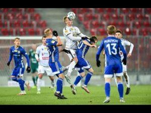 13. kolejka Fortuna1Liga: Skrót meczu GKS Tychy – Miedź Legnica 0:2