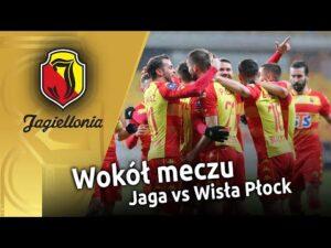 Read more about the article Wokół meczu Jaga vs Wisła P. (5-2)