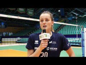 Ania Bączyńska podsumowuje sparingi z SC Potsdam