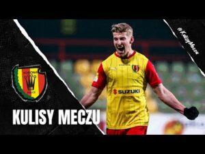 Kulisy meczu GKS Bełchatów – Korona Kielce 0:1 (21.11.2020)