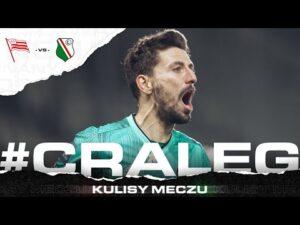 Read more about the article LIDER JEST W WARSZAWIE! Kulisy meczu z Cracovią