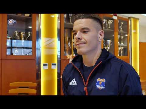 Marcin Wasielewski liczy na kolejną wygraną