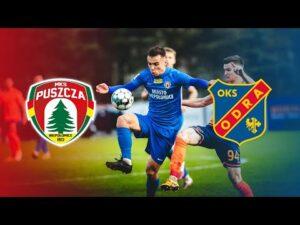Puszcza vs Odra Opole KULISY MECZU | PUSZCZA TV