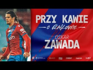 Read more about the article Przy kawie o Rakowie: Oskar Zawada