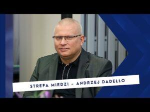 [MIEDŹ TV] STREFA MIEDZI – Mocno stawiamy na młodzież – Andrzej Dadełło