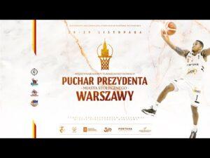 Legioniści przed turniejem o Puchar Prezydenta m.st Warszawy