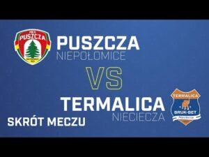 [Skrót]: Puszcza – Bruk-Bet 0-0 | PUSZCZA TV