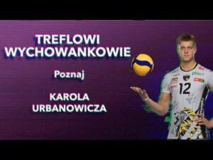 Read more about the article Ex tancerz, przyszły manager, świetny siatkarz. Treflowy wychowanek Karol Urbanowicz | Trefl Gdańsk