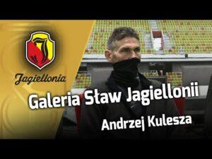 Galeria Sław Jagiellonii: Andrzej Kulesza