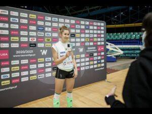 Weronika Wołodko: w każdym meczu gramy o zwycięstwo 🏐