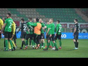 Wojciechowski: cieszy gol, ale bardziej cieszą trzy punkty