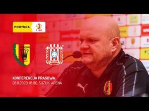 Read more about the article Konferencja prasowa po meczu Korona Kielce – Resovia Rzeszów (28.11.2020)