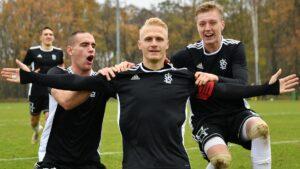 Hat-trick Ślęzaka przypieczętował mistrzostwo jesieni! ŁKS II Łódź – Skalnik Sulejów 4:1
