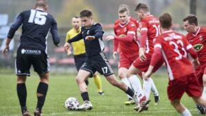 Wolej Ślęzaka na wagę zwycięstwa. LKS Kwiatkowice – ŁKS II Łódź 0:1