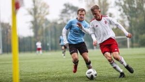 Zapowiedź meczu ŁKS U17 – Ząbkovia Ząbki (baraż o CLJ)