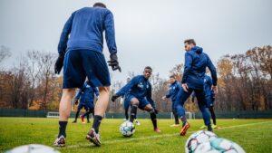 Przygotowania do meczów z Koroną i GKS Jastrzębie